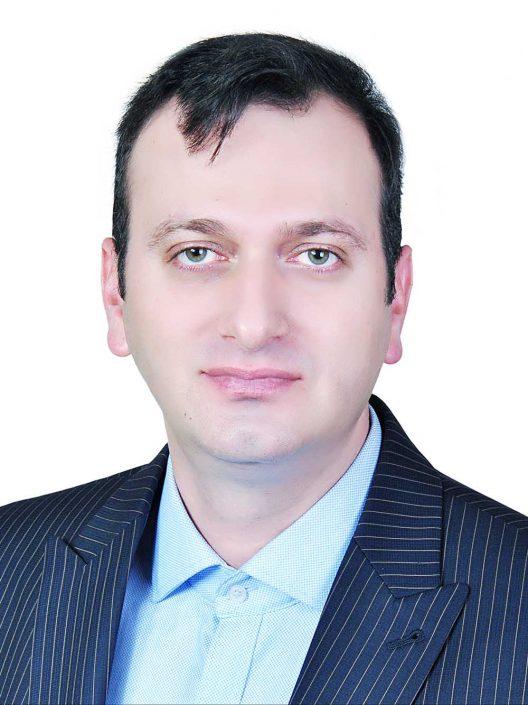 رئیس هیئت مدیره کانون- محسن حاجیسعید
